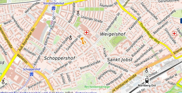 itwh GmbH: Standort Nürnberg